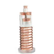 Mineral Cable Wire Copper Conductor for Tunnels