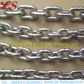 Galivanized Steel Short Link Chain DIN766