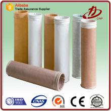 Sacs de filtration de collecteur de poussière de PTFE