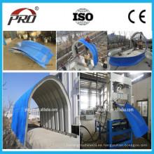 Tornillo Arco de la Junta Rollo de la hoja que forma la máquina / Rpll de la hoja del arco que forma la máquina