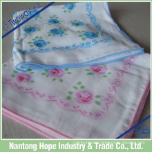 Wholesale Handkerchief Cotton Handkerchief for gifts