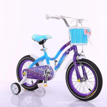 Girls Bike 16 Inch Beautiful Children Bicycle