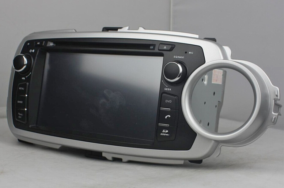 Car dvd player for Toyota Yaris 2012-2013