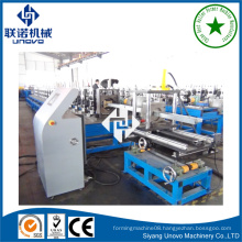 strut channel cable tray rollform manufacturing machine