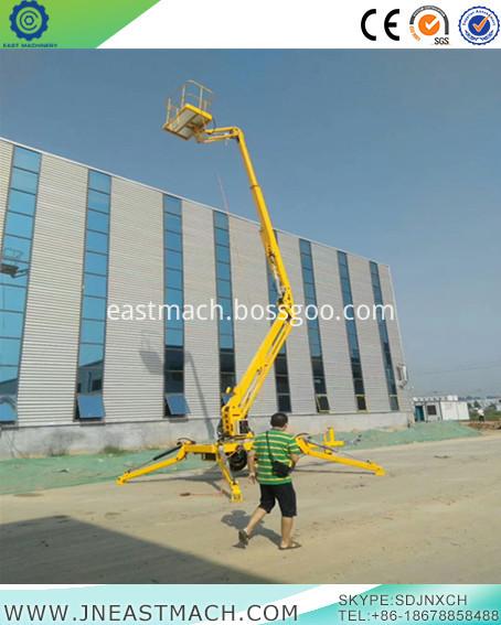 Telescopic Boom Lift Scissor Aerial Work Platform