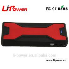 Großer Kapazitäts-Notfall-Mini-Multifunktions-Auto-Start-Starter mit intelligenter Booster-Kabel