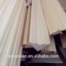 молдинги короны / каркас молдинги / деревянные молдинги