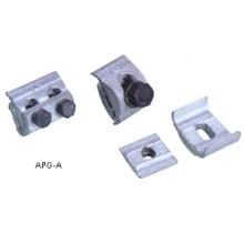 Capg APG Japg Серия Медно-алюминиевый комбинированный зажим