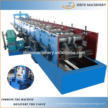 C-Shaped Steel Purlin Roll Forming Machine
