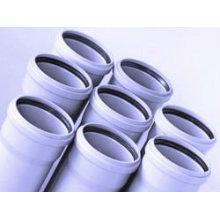 Granulated chlorinated polyethylene