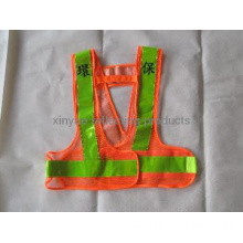 export taiwanHigh Visibility Reflective Safety Vest