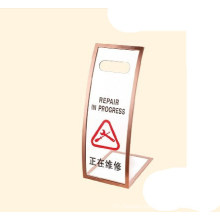 New Design Foldable Sign Stand (DT14)