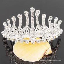 Acessórios do cabelo do casamento acessórios italianos do cabelo da tiara