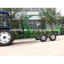 Prise de force tracteur Log ATV remorque à vendre