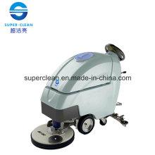 Máquina de limpieza de piso de un solo cepillo