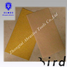 environmental sand paper for birdcage