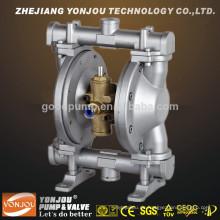 Pneumatische Membranpumpe, Luft-Diahprahm-Pumpe, Kunststoff-Membranpumpe
