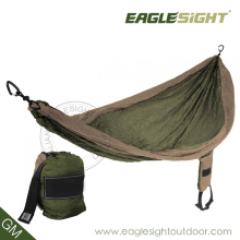 High-Quality Nylon Hammock (with Straps on Pouch)