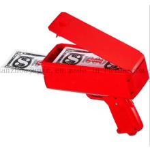 OEM логотип красочные Пластиковые деньги оружие игрушки для Выдвиженческого подарка
