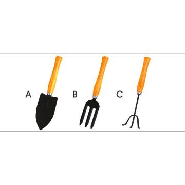 Garden Tools Kit Set