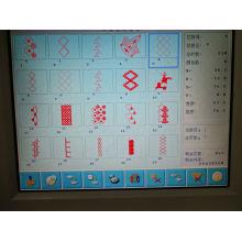 Máquina de bordado computarizado máquina de coser del bordado