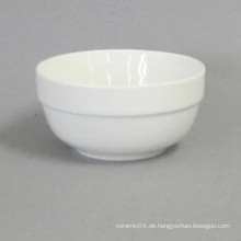 Großhandel Keramik Schüssel hoch weiß mit gutem Preis