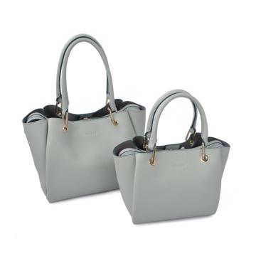 Exquisite ladies tote bag with zipper