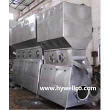 Secadores de leito fluidizado com ácido borácico