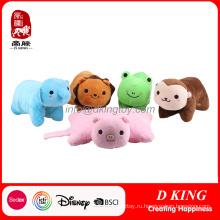 Фаршированные подушка для ребенка Подушка-игрушка Мягкая Детская Подушка