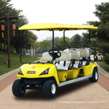 Manufacturers Cheap 8 Seater Electric Golf Cart (DG-C6+2)