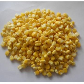 Без ГМО iqf замороженные сладкая кукуруза ядра