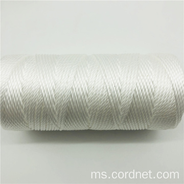 Berkualiti tinggi 2mm Nylon Twisted Twine