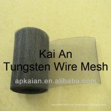 Anping KAIAN tejido malla de alambre de tungsteno