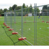 Welded Temporary Wire Mesh Fences Security Fence