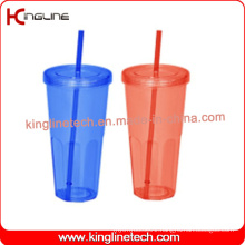850ml Single Wall Straw Cup (KL-SC100)