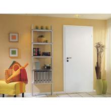 Porta do MDF do painel branco de portas interiores