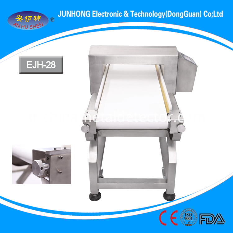 Conveyor Belt Needle Detector