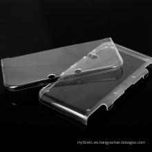 Crystal Hard Shell funda para nueva 3DS LL Clear Anti-Scratch funda protectora para Nintendo Nueva 3DS XL / LL 2017 accesorios del juego