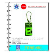 Pingente decorativo do telefone móvel da forma do telefone celular
