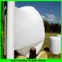 White Color Silage Stretch Film