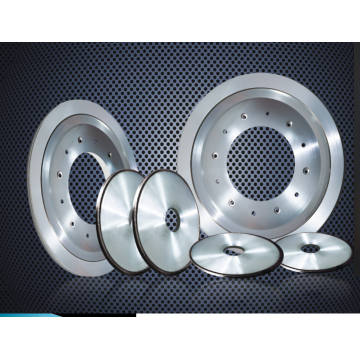 Silicon wafer grinding wheels