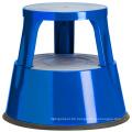 Rolling Steel Step Hocker für Factory Metal Stufenleiter Hocker