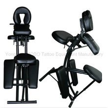 Chaise de tatouage de type Portable Portable de luxe pour Studio Supply
