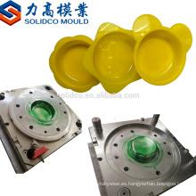 Multi inserta fabricante de moldes de placas de plástico para niños en taizhou