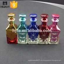 Einzelhandel und Großhandel Leere Glas Reed Diffusor Flasche