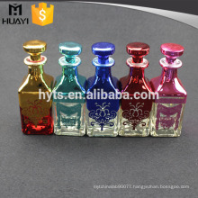 retail and wholesale Empty Glass reed diffuser bottle