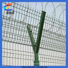 Высококачественный забор для аэропорта с высокой степенью безопасности