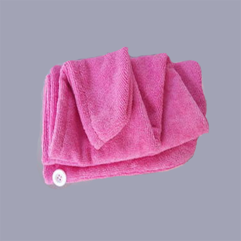 fast drying microfiber hair towel