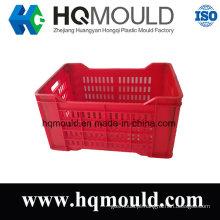 Molde de injeção de caixa plástica para armazenamento com certificação ISO
