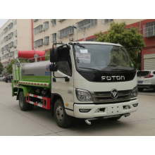 Foton Dust Suppression Water Cannon Truck tanker